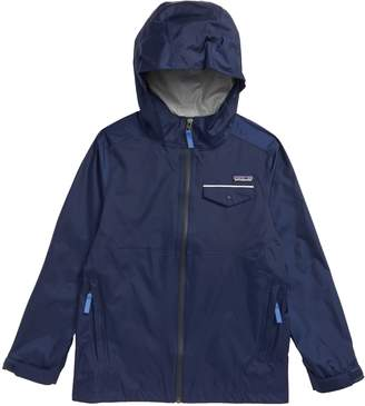 Patagonia Torrentshell Hooded Rain Jacket