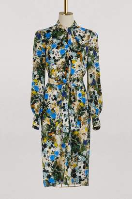 Erdem Amelia long sleeves dress