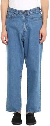 Craig Green Flared Denim Cotton Jeans