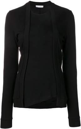Paco Rabanne second layer effect jumper