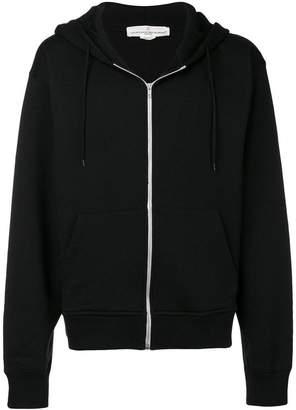 Golden Goose plain zipped hoodie