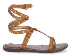 db4ff5870 Sam Edelman Glendale Wraparound Studded Sandals