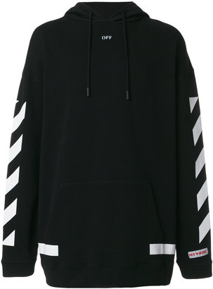Off-White Off hoodied $520 thestylecure.com
