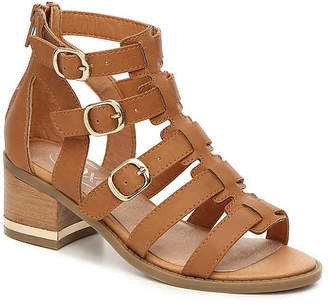 XOXO Houston Toddler & Youth Gladiator Sandal - Girl's