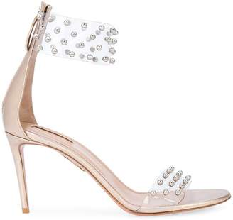 Aquazzura Illusion high heeld sandals