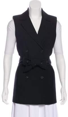 Veronica Beard Button-Up Vest