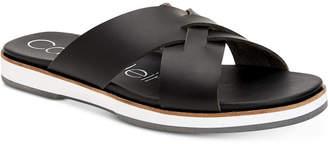 Calvin Klein Men's Dagan Slide Sandals Men's Shoes