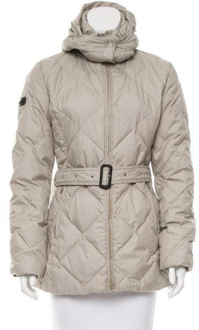 Burberry Burberry Hooded Puffer Jacket