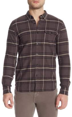 Tavik Sid Plaid Regular Fit Shirt