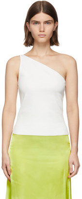 Gauge81 White Cannes Tank Top