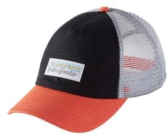 Women's Patagonia Trucker Hat - Black $29 thestylecure.com