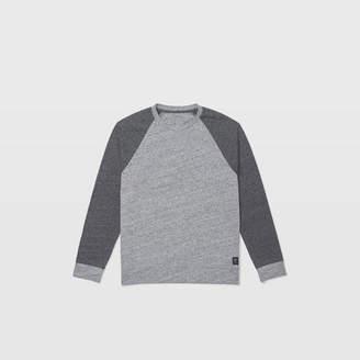 Club Monaco Colorblock Crew Sweatshirt