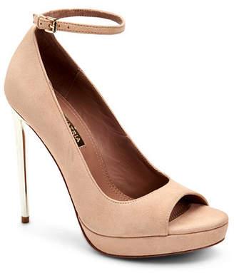 BCBGMAXAZRIA Becky Peep Toe Dress Pumps Women's Shoes