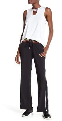 C&C California Contrast Stripe Woven Pants