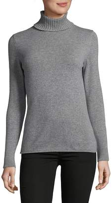 Lafayette 148 New York Women's Cashmere Turtleneck Sweater