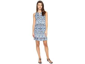Tommy Bahama Ikat High Neck Short Dress Cover-Up