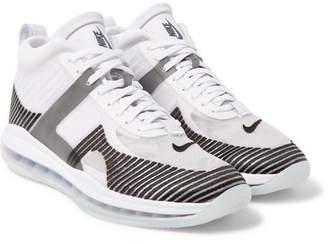 Nike Lebron James X John Elliott Icon Qs High-Top Sneakers