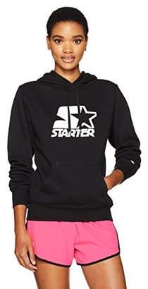 Starter Women's Pullover Logo Hoodie, Prime Exclusive,XS