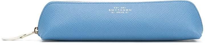 Smythson Panama pencil case