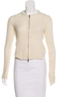 A.L.C. Alpaca Knit Cardigan