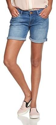 Cross Women's Shorts - Blue