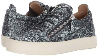 Giuseppe Zanotti May London Glitter Low Top Sneaker Men's Shoes