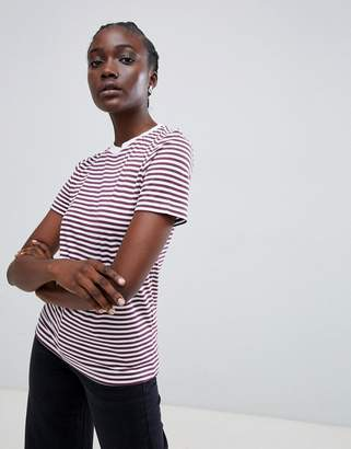 Selected Perfect Tee stripe t-shirt