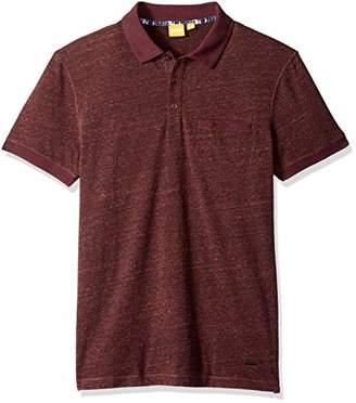 HUGO BOSS BOSS Orange Men's Push Short Sleeved Polo Shirt