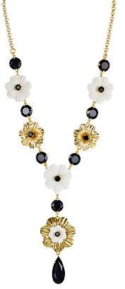 Kate Spade Small Floral Necklace, 18""