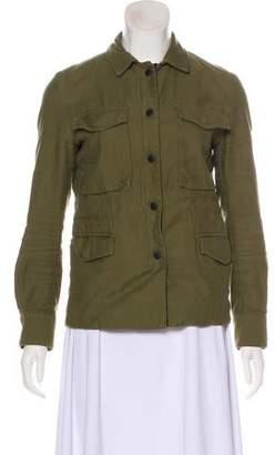 Rag & Bone Long Sleeve Casual Jacket