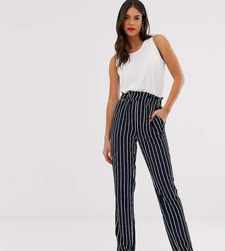 Y.A.S Tall stripe trousers