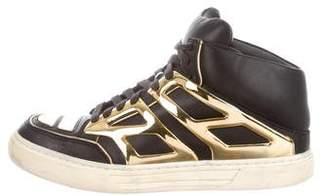 Alejandro Ingelmo Tron High-Top Sneakers