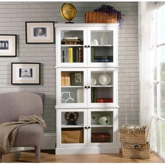 URBAN RESEARCH Homestar Pantry with 6 in white finish