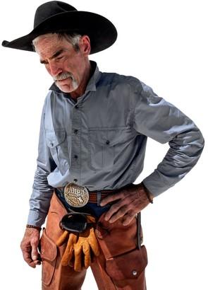 Filson Filson's Feather Cloth Long-Sleeve Shirt - Men's