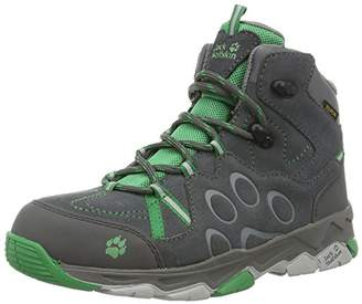 Jack Wolfskin Kids' MTN Attack 2 CL Texapore Mid K High Rise Hiking Boots,31 31 EU