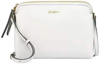 Cath Kidston Leather Duo Cross Body Bag