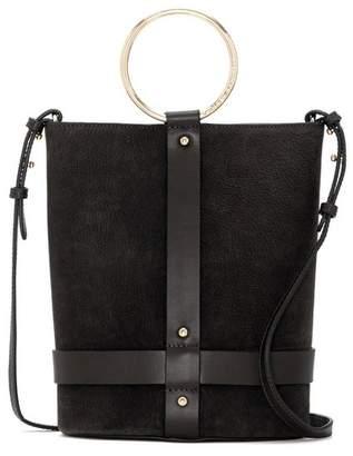 Vince Camuto Ashbe – Ring-handle Bucket Bag