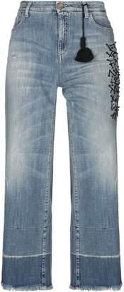 Alysi Denim pants - Item 42752643WB