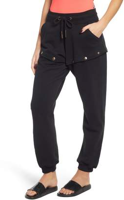 Ivy Park R) Armour Popper Convertible Joggers