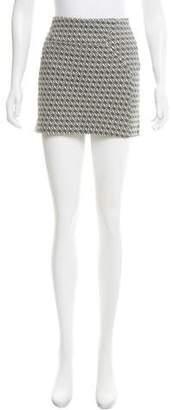 Diane von Furstenberg Kawa Mini Skirt