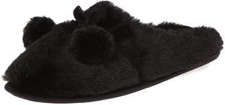 Gold Toe Women's Fluffy Mule