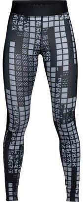 Under Armour Women's HeatGear Armour Printed Leggings