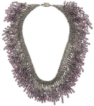 Marc Le Bihan chains and beads necklace