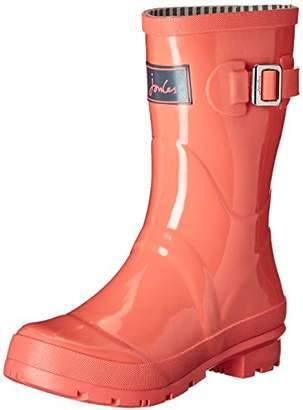 Joules Women's Kelly Welly Gloss Rain Boot