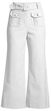 Alexis Women's Everette Crop Flare Pants