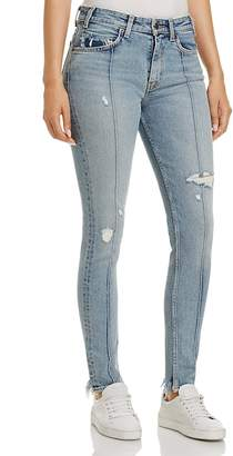 Levi's 721® Skinny Jeans in Blue Chaos $89.50 thestylecure.com