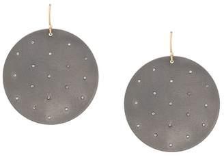 Ileana Makri Eye M By Diamond Sky earrings