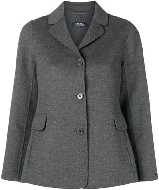 Max Mara 'S buttoned up fitted jacket