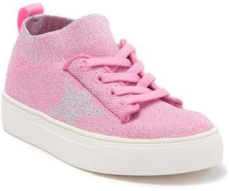 Hoo Kelly Star Knit Sock Sneaker (Toddler & Little Kid)