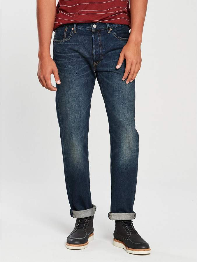 Levis 501® Original Stretch Fit Jeans